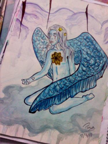 """Adiel de """"El reino bajo las nubes"""""""