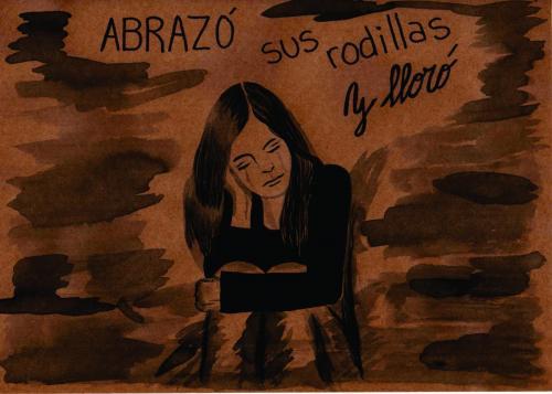 Anahí (Purgatorio). Por Cecilia Alvarez