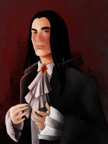 Lucio (Purgatorio), por Myre, desde España